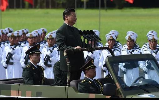 七中全会未提军委改革 习地位确立但集权大计受阻?