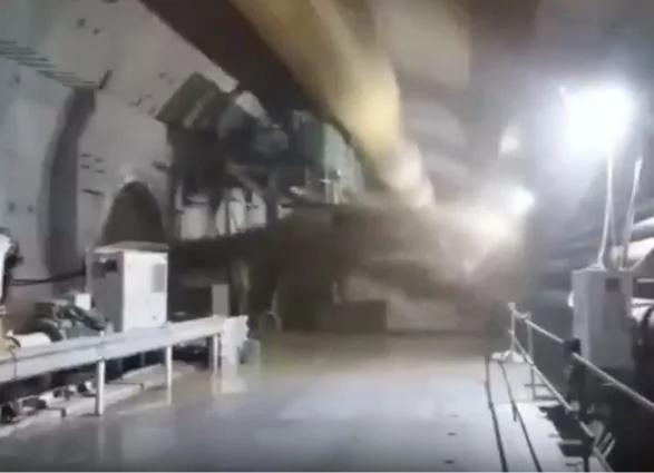 港珠澳大桥又传意外!海底隧道爆裂大量泥水涌入
