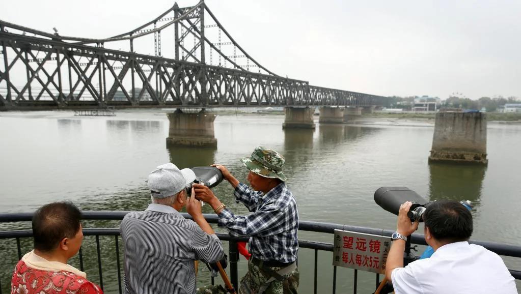 中共突铺6条高速直逼鸭绿江 出兵抢占朝核或抗美均有议论