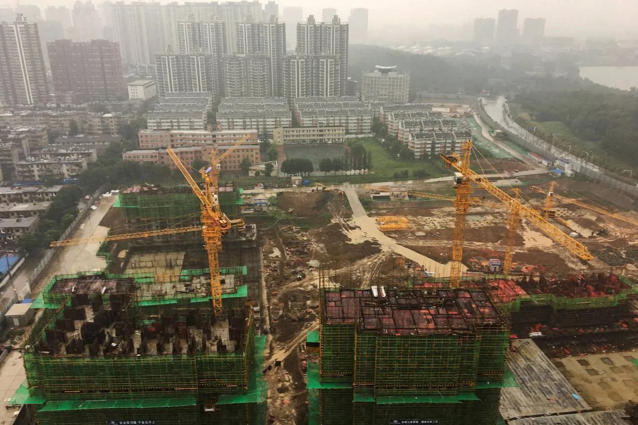 中国地方政府举债购买过剩住宅暗藏风险