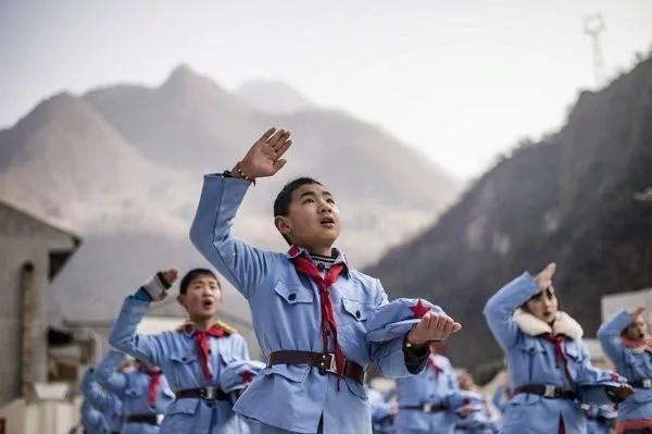 """马、毛思想教育从小开始 中共全国设""""红军小学"""""""