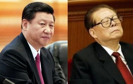 十九大主席团名单公布 江泽民或被迫公开表态支持习核心