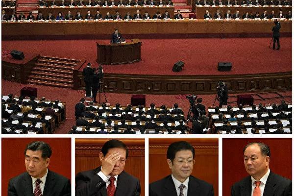 十九大主席台消失的身影 胡温曾为部下 八年前朱镕基被一起新疆大爆炸案阻吓