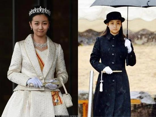 日本皇室第一美女!佳子公主素颜制服照曝光