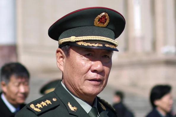 刘源19大上称军改刚刚开始