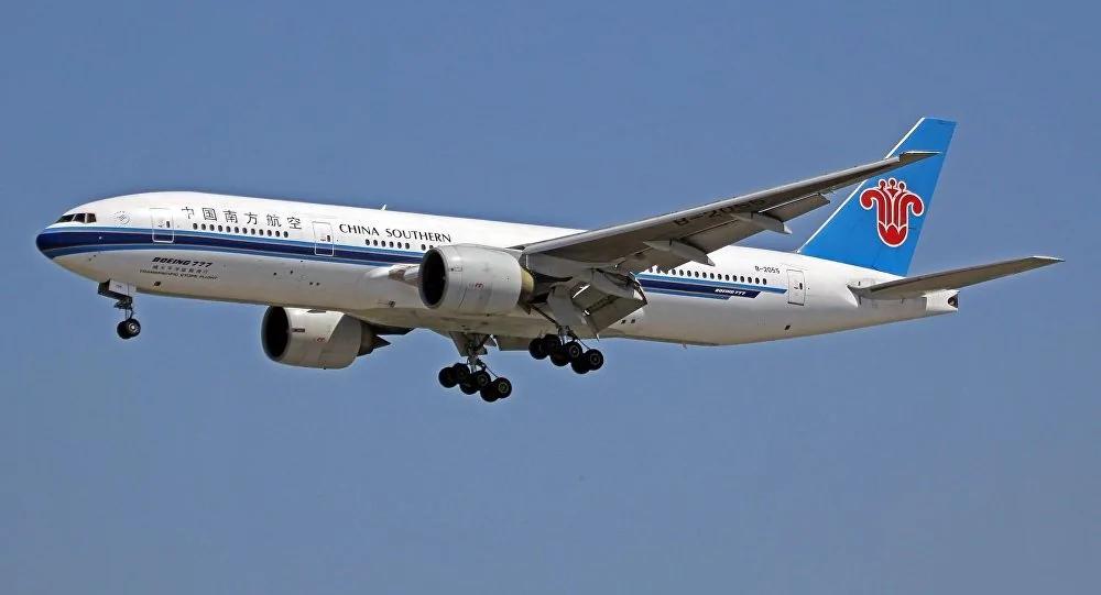 中国南方航空公司将耗资56.5亿美元 采购38架波音飞机
