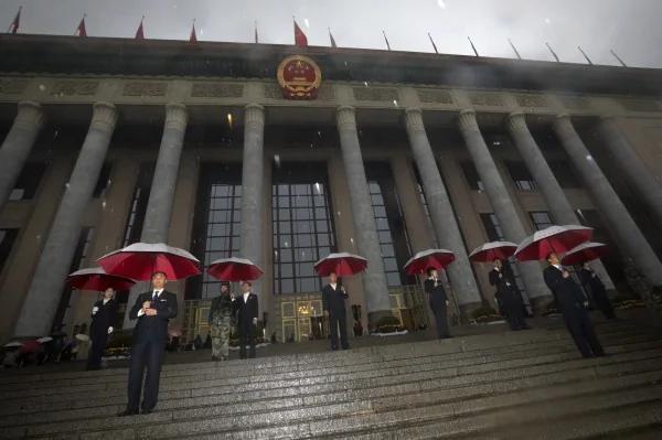 手伸的好长!中共自承在中国外企7成设有共党组织