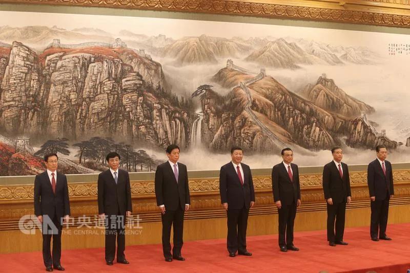 中共新领导班子习近平人马全面接手