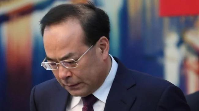 台媒:孙政才效仿周永康搞贿选 觊觎习近平王位