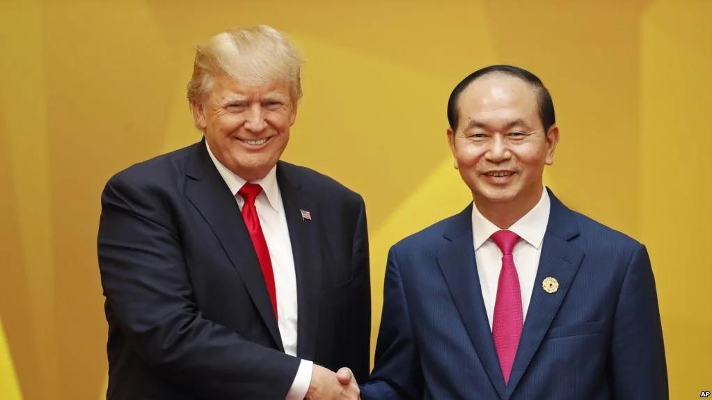 川普赢了APEC 越共向习近平发出拥抱民主价值信号