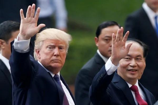 坦言中国在南海是大问题 川普:我可出面调解!