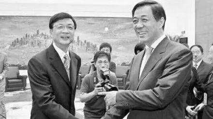 """刘北宪被审查 曾帮薄熙来站台 与习大玩""""高级黑""""的部门部长这下傻了"""