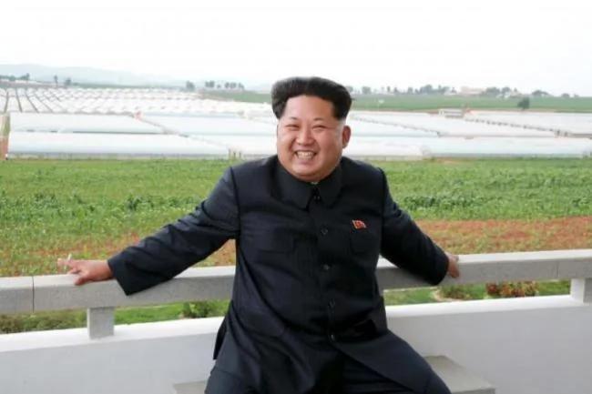 说金正恩又矮又胖 朝鲜要判川普死刑