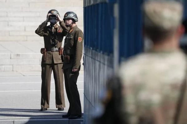 北韩狂射40枪追杀叛逃士兵 南韩未反击挨批