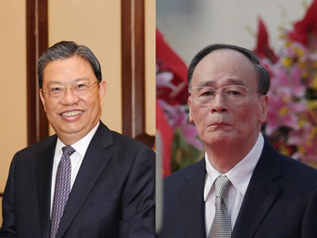 不像王岐山? 赵乐际压力大 王岐山接任国家副主席胜算几何?