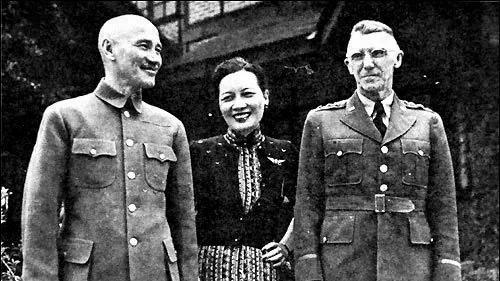 吴国桢:揭秘!中共抗战坐大,仰赖这位美国将军