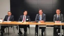 学者:协助台湾突破中共封锁是美国利益所在