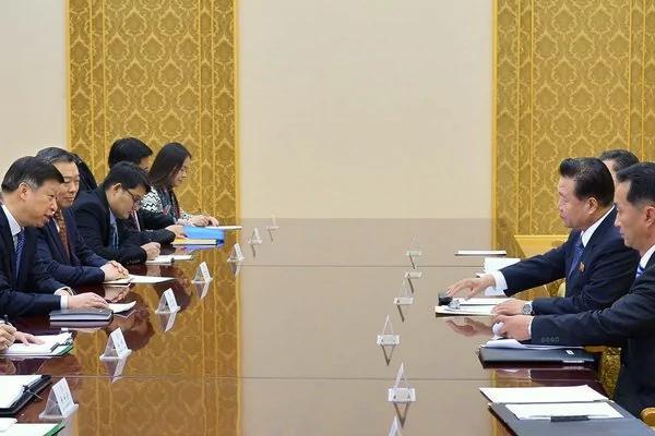 習特使訪朝受空前冷遇 朝軍總政治局20年來首遭整肅