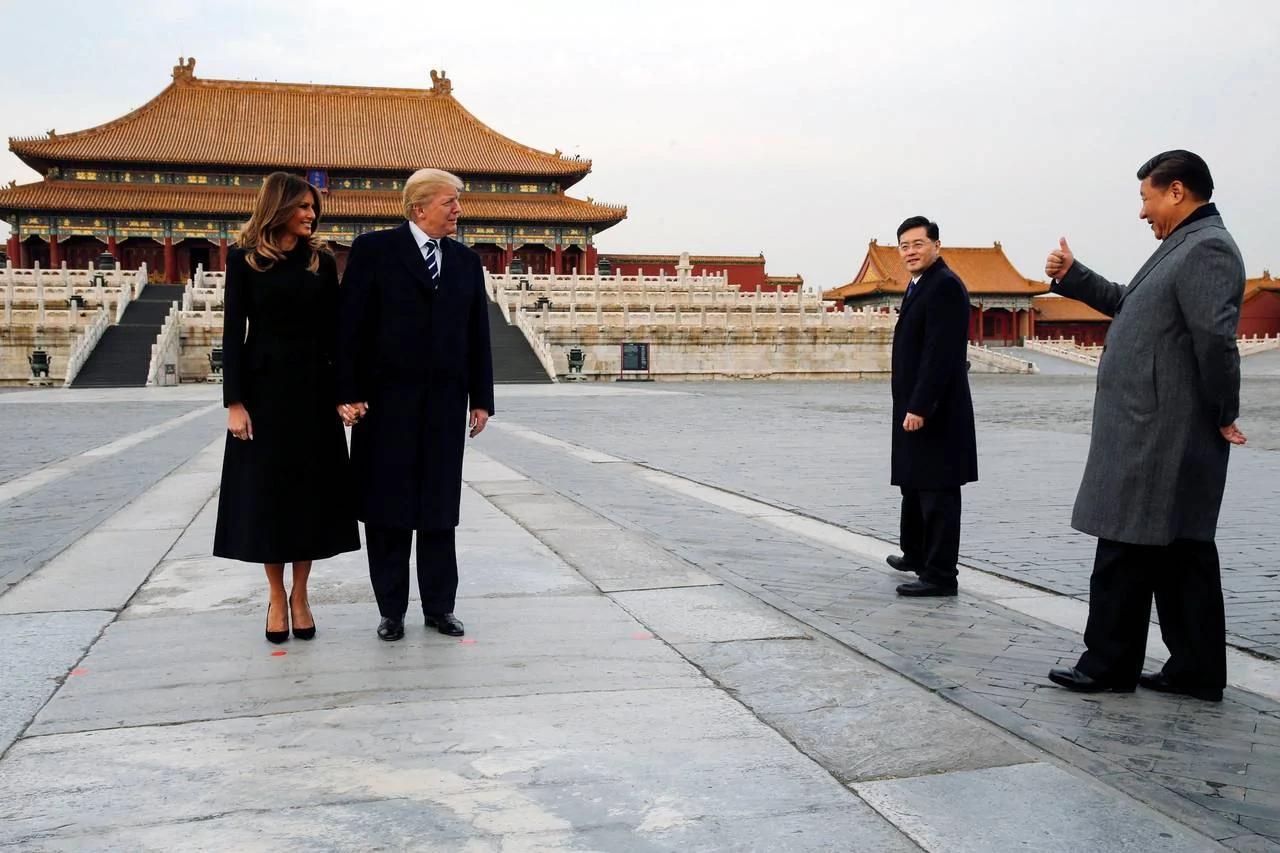 美國對華戰略出現根本性轉變 貿易戰隱憂加劇