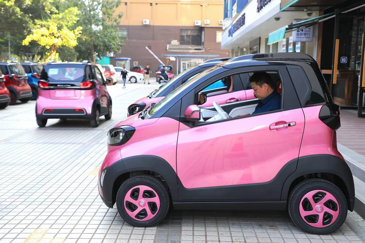 中国电动车市场面临需求困境
