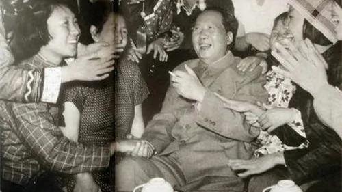 毛泽东与文工团姐妹花的荒淫往事