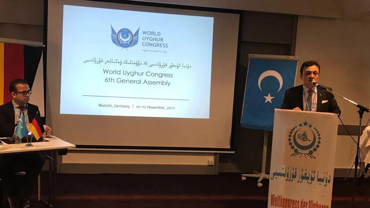 世维会新任主席谴责中共将维吾尔人当恐怖分子