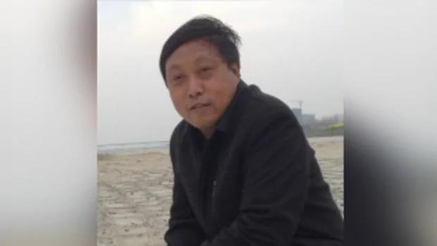 作家周远志被行拘 农民特殊方式表达对江泽民的憎恶