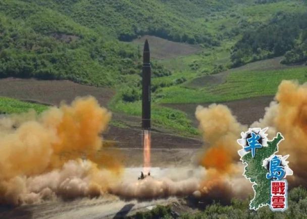 朝鲜今射导弹 美国开战时间定了?内幕:三胖上台后部队就垮了