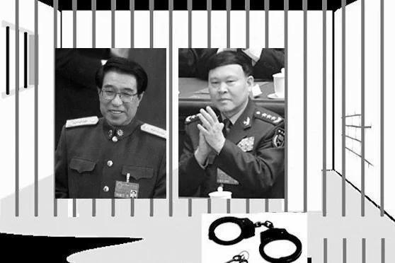 张阳一招搞定徐才厚?分析:张阳畏罪自杀有两大原因