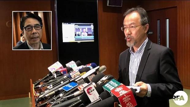 持单程证来港内地人暴增 议员促香港取回审批权