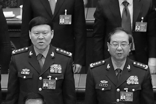 张阳自杀 地方和军方表态反差大 崔士方:新五马进京 已折了两马