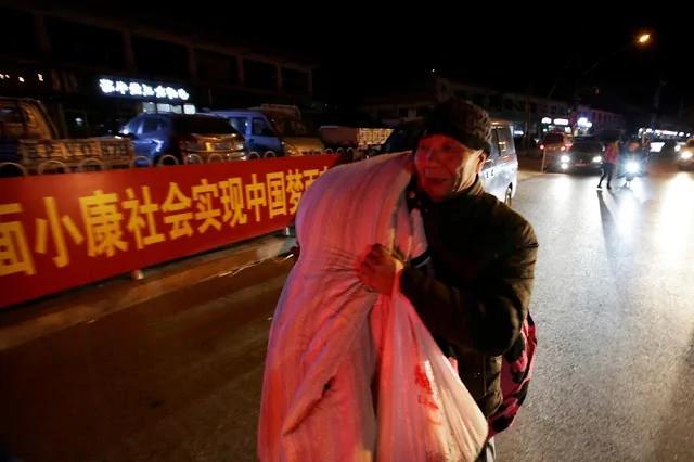 """恐怖!北京中上阶层人士 可能瞬间被""""低端人口"""""""