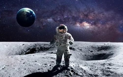 科学证明月球是人造天体 而且内部是空的
