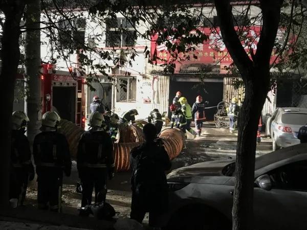 蔡奇曾说「再失火就剁手」…北京民宅又传火灾酿5死