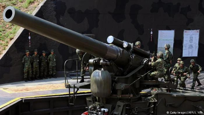 德媒:台湾宣称有能力自我防御