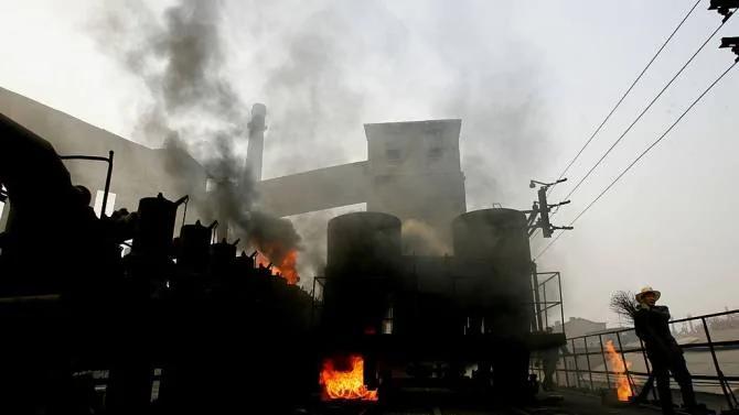 中國防治冬季污染措施減慢工業增長