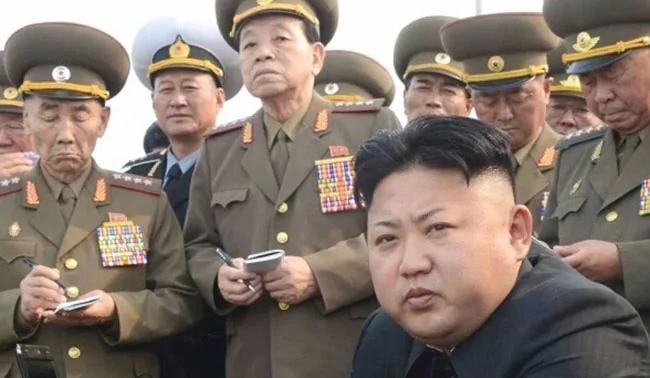 朝鲜如此了中共还这态度 金正恩为核武资金动这歪想法