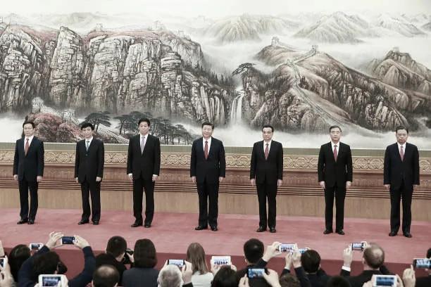 汪洋出席台联会议 执掌政协分工已定?