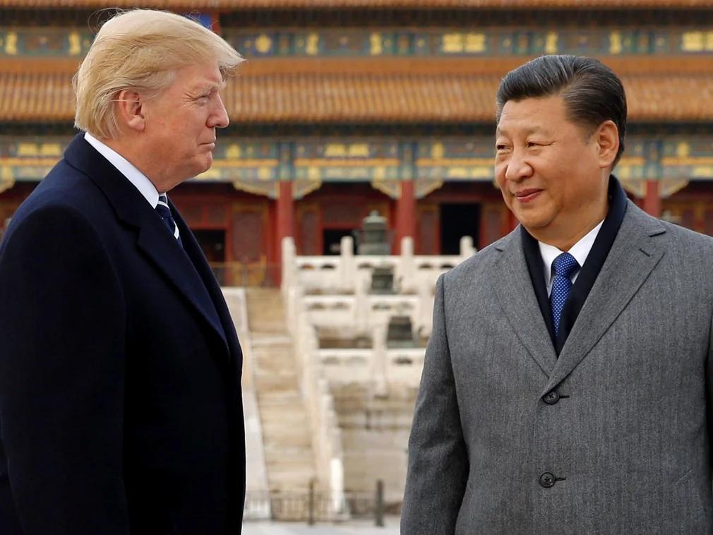 川普电贺普京连任 未贺习近平 中美经贸问题根源在这?