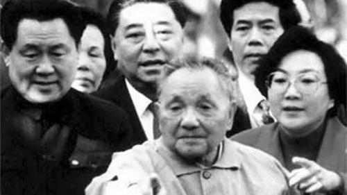 太子党至今仍津津乐道的那个江泽民