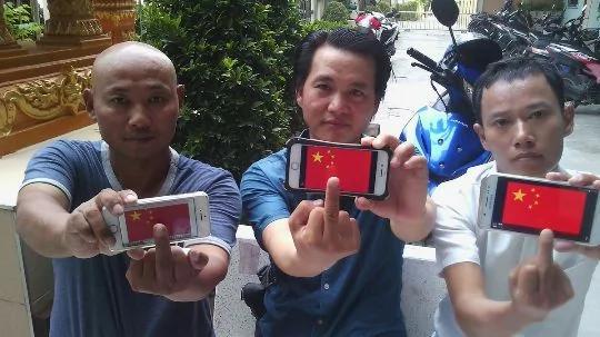 滞泰中国难民哎乌、杨崇:说出我们的故事