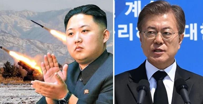 制裁发威?朝鲜军队征牛车运农作物 韩媒:川普支持成双刃剑