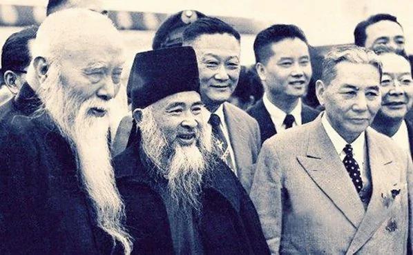 【老照片】扼腕 中國頂級大師們盡喪魔窟 禍及子孫(圖集)