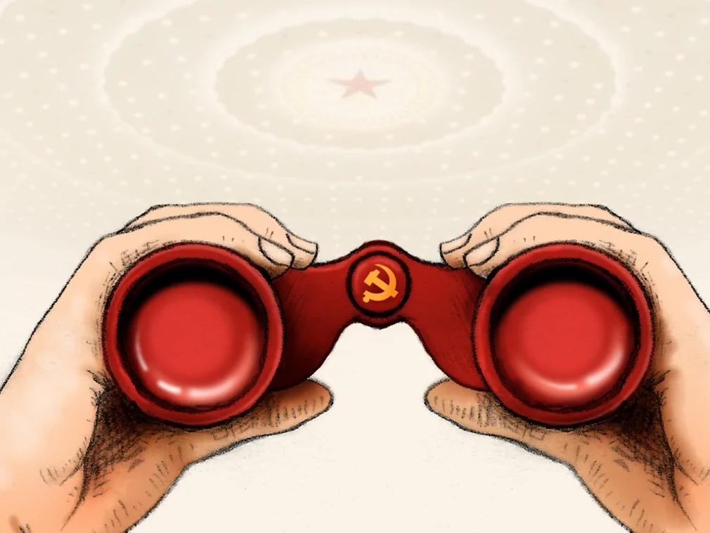 """杨光:十九大报告的政治词语""""秘密"""""""