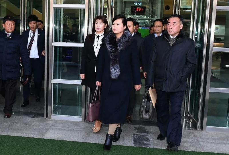 朝鲜宋祖英赴韩趾高气扬 遭遇惊人一幕 朝鲜人说生不如死