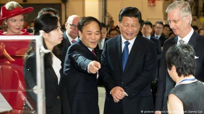"""李书福出手!奔驰也成中国""""猎物""""?"""