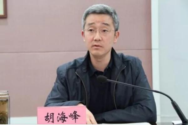 两会前发声 胡锦涛之子胡海峰罕见受访