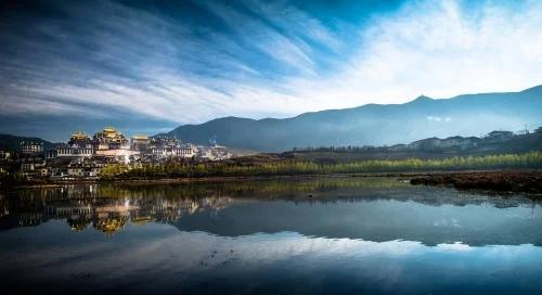 打造中国加州 这是谁疯了?造5个三峡?耗万亿凿穿青藏高原