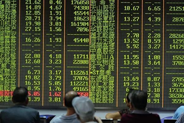 金言:中国金融风险惊人