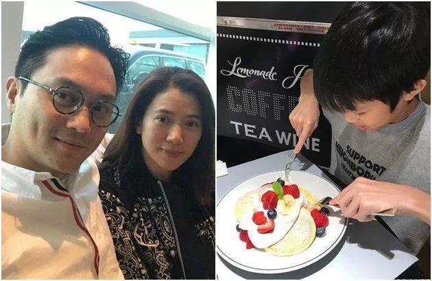 袁咏仪控制欲强 儿子遭罪 :想换掉妈妈